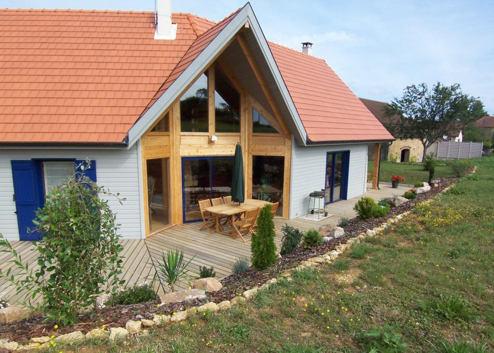 entreprise de construction maison en bois