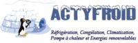 Logo ACTYFROID SARL