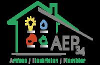 Logo AEP 34