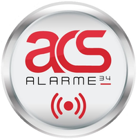 Logo ACS ALARME 34