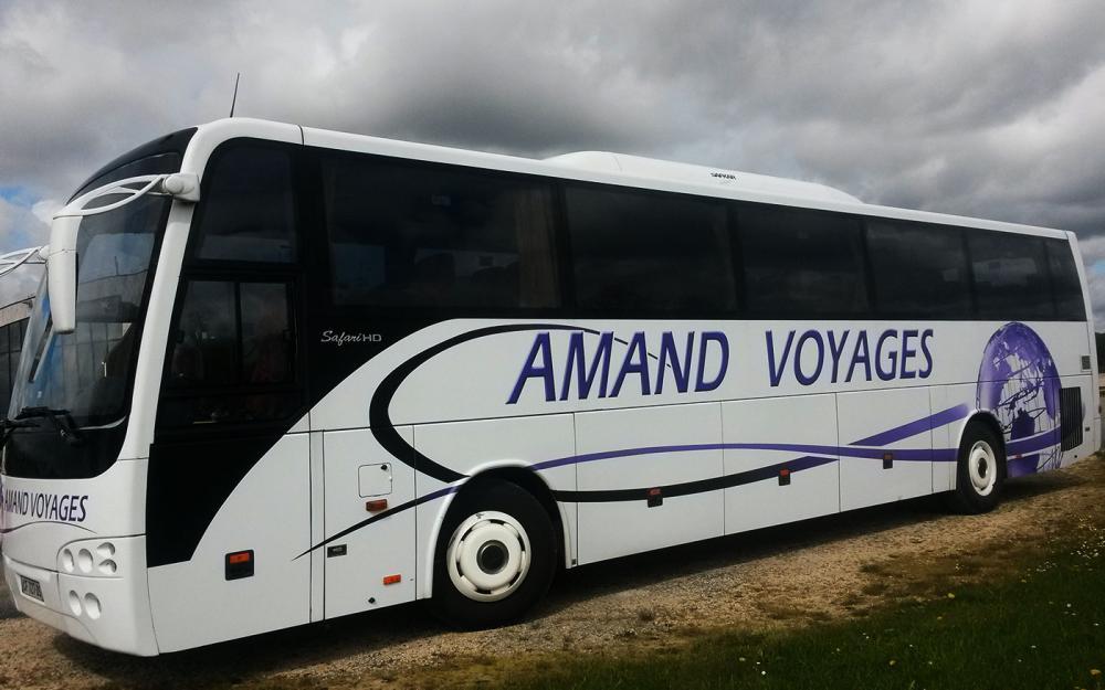 Réalisation Amand Voyages