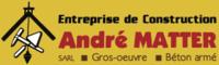 Logo ENTREPRISE CONSTRUCTION ANDRE MATTER
