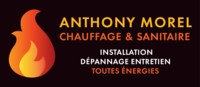Logo ANTHONY MOREL