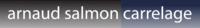 Logo Arnaud Salmon Carrelage