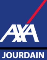 Logo AXA JOURDAIN