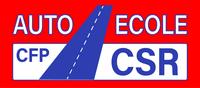 Logo AUTO-ECOLE CFP-CSR