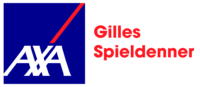 Logo AXA - SPIELDENNER GILLES