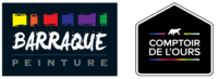 Logo barraque peinture