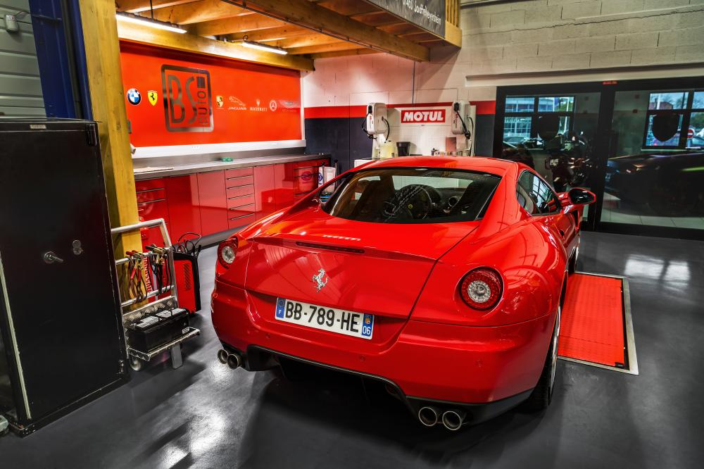 Bs auto garage souffelweyersheim for Garage auto plus herblay