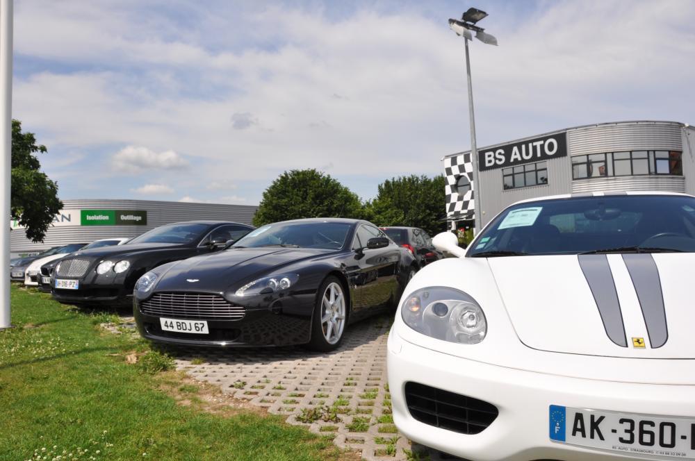 bs auto garage souffelweyersheim