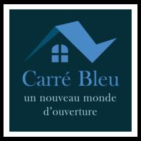 Logo CARRE BLEU