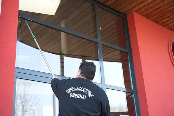 Réalisation Centre Alsace Nettoyage