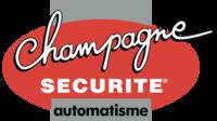 Logo CHAMPAGNE SECURITE AUTOMATISME