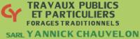 Logo YANNICK CHAUVELON
