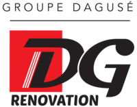 Logo DG RÉNOVATION
