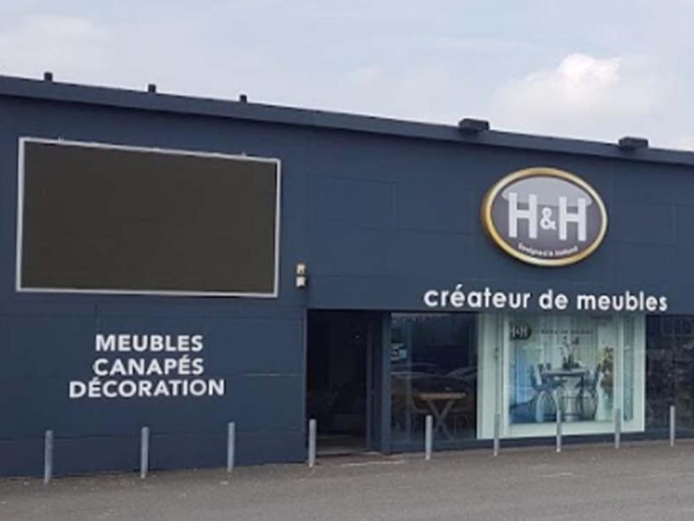 Réalisation DIALEX - H & H Jouy-aux-Arches