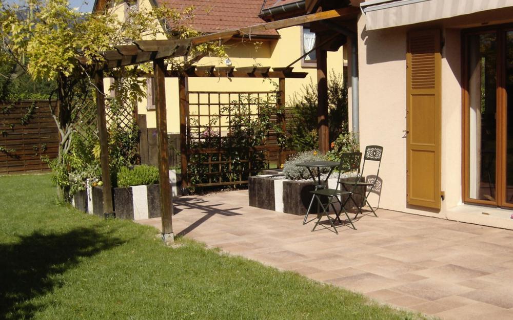 L 39 entretien du jardin paysagiste colmar 68 for Entretien jardin 86