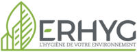 Logo ERHYG - ENTREPRISE REGIONALE D'HYGIENE