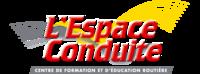 Logo L'espace Conduite