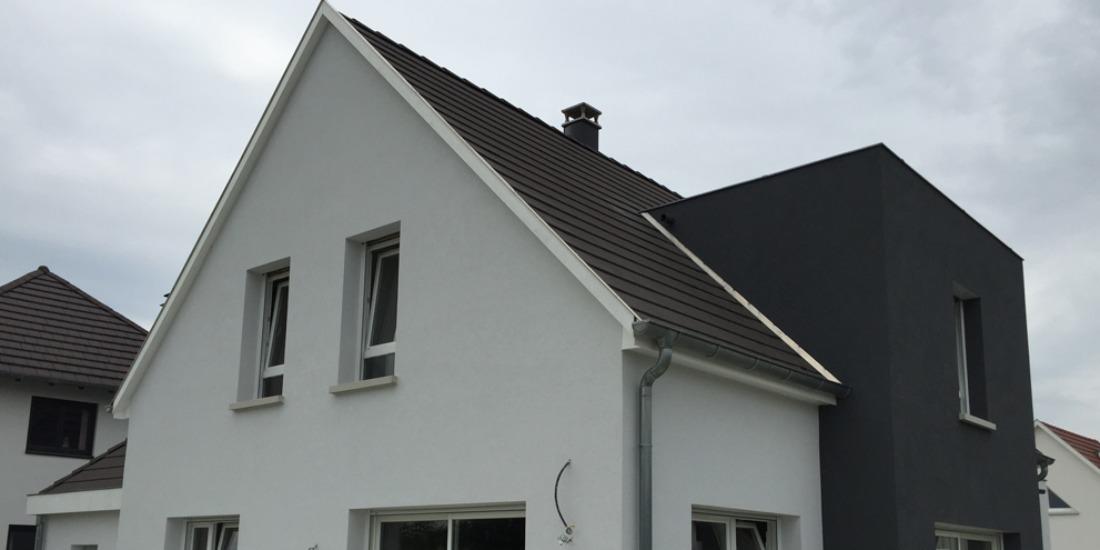 est facades pose de cr pi schiltigheim bas rhin. Black Bedroom Furniture Sets. Home Design Ideas