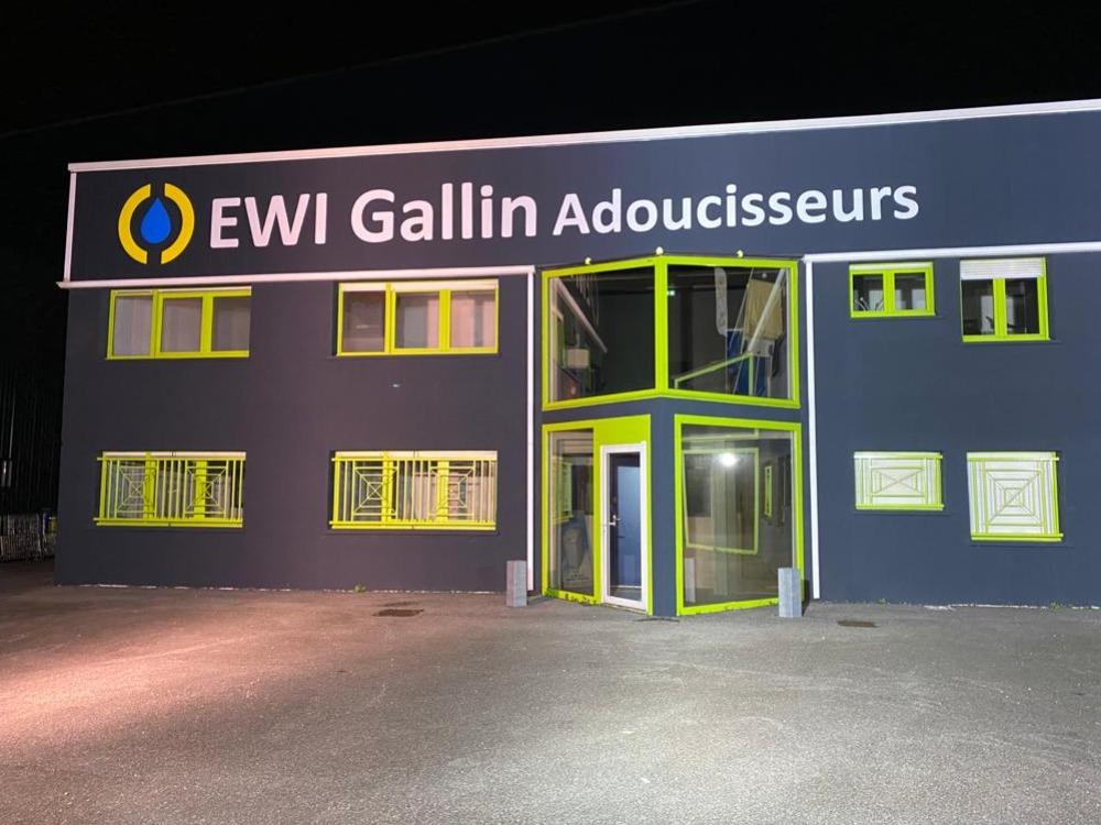 Réalisation EURO WATER INTERNATIONAL EWI
