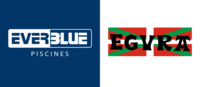 Logo EVERBLUE - EGURA PISCINES