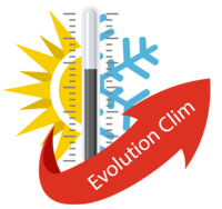 Logo EVOLUTION CLIM