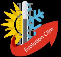 Logo EVOLUTION CLIM