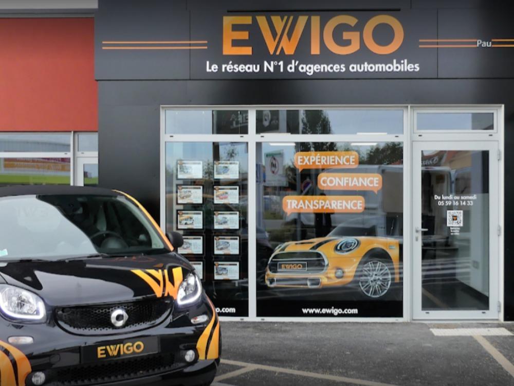 ewigo agence automobile pau