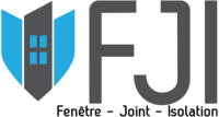 Logo F.J.I. (FENETRE - JOINT - ISOLATION)