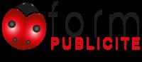 Logo FORM PUBLICITE