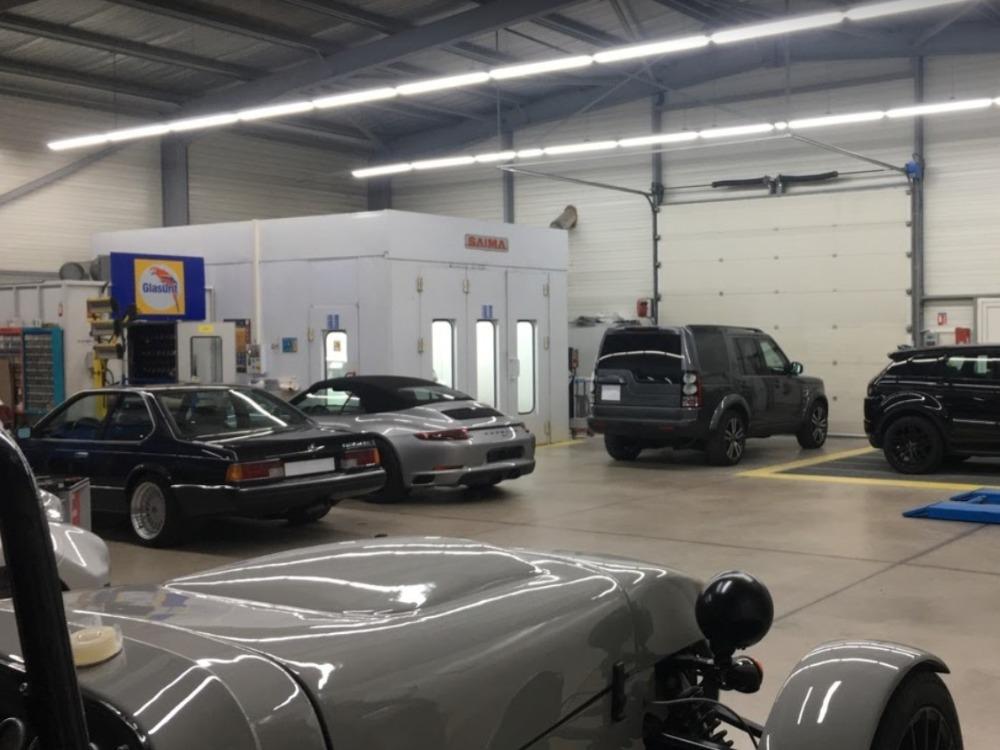 Garage du Forum