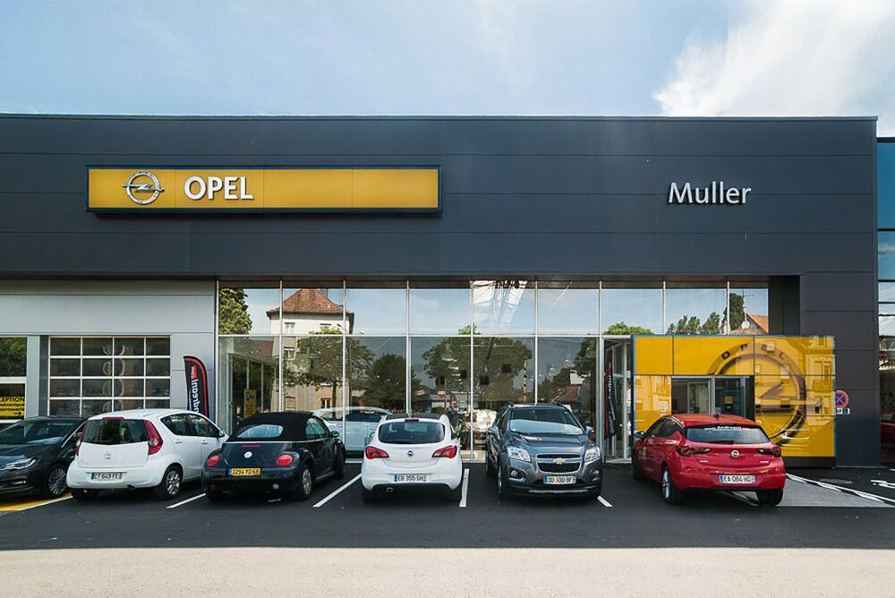 Garage muller opel mulhouse garagiste mulhouse 68 for Garage opel morestel