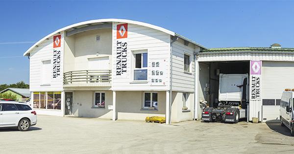 Garage poids lourds du plateau garagiste pl valdahon for Garage poids lourds angers