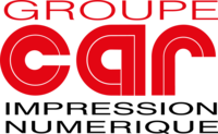Logo CAR (CENTRE ALSACIEN DE REPROGRAPHIE)