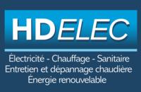 Logo H.D ELEC
