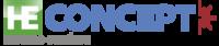 Logo HE CONCEPT