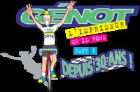 Logo IMPRIMERIE GENOT