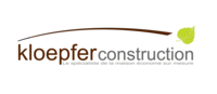 Logo KLOEPFER CONSTRUCTION