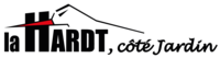 Logo LA HARDT COTE JARDIN (CH DISTRI)
