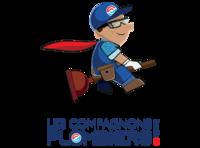 Logo LES COMPAGNONS PLOMBIERS