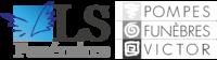 Logo LS FUNÉRAIRES POMPES FUNÈBRES VICTOR