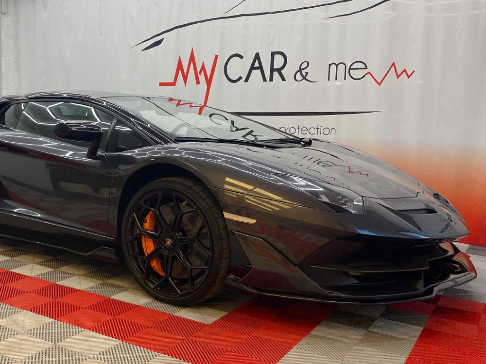 Réalisation MY CAR & ME