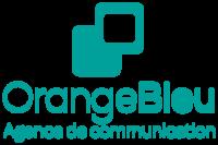 Logo ORANGE BLEU