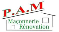 Logo P.A.M. MACONNERIE RENOVATION