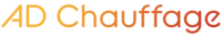 Logo AD CHAUFFAGE - DAVID PARIGOT