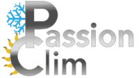 Logo PASSION CLIM