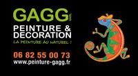 Logo GAGG PEINTURE DÉCORATION