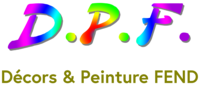 Logo PEINTURES DPF
