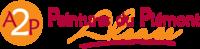 Logo A2P - ALSACE PEINTURES DU PIÉMONT